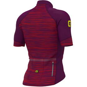 Alé Cycling Graphics PRR End SS Jersey Men purple-red